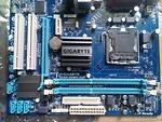 Main gigabyet G41 chạy DDR3