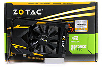 Cạc màn hình Zotac GeForce GT 730 (NVIDIA GEFORCE GT730/1GB/DDR5, 64-bit, PCI-Express 2.0