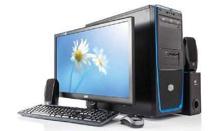 Bộ máy tính dùng văn phòng chơi - game