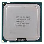 Intel Pentium E2140 (1.60 GHz, 1M L2 Cache, socket 775, 800MHz FSB)
