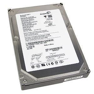Seagate 80GB - 7200rpm 16MB cache - SATA