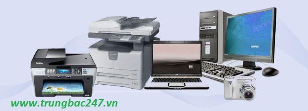 máy tính trung bắc