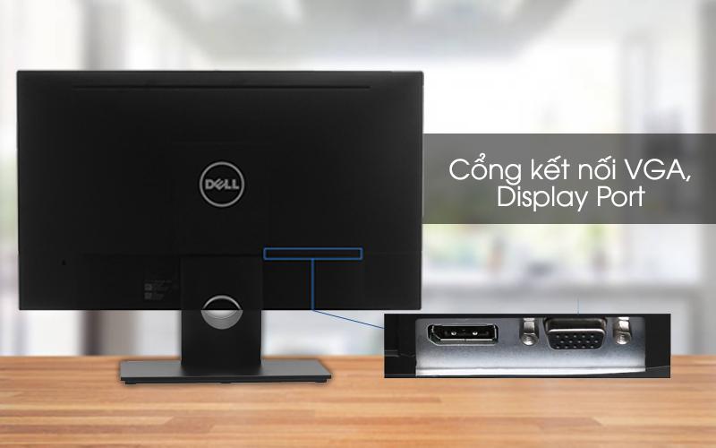 Màn hình máy tính dell 22 ich full HD E2216