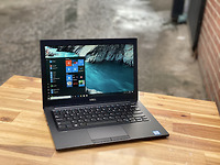 Máy tính xách Dell Latitude E7280 I5, Ram 8GB, SSD M2 sata 256GB, màn hình 12.5 FHD, Màn hình cảm ứng