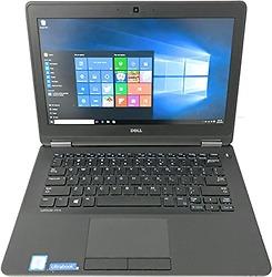 Laptop Dell Latitude E7270 i7-6600U, RAM 8G, SSD 256G, VGA on Intel HD 520, màn 12.5