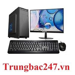 Bộ cây máy tính MSI 310 CPUCore I3 9100F, Ram 8GB, SSD 120GB
