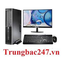 Trọn bộ cây máy tính HP Pro, Màn Dell 20 inch