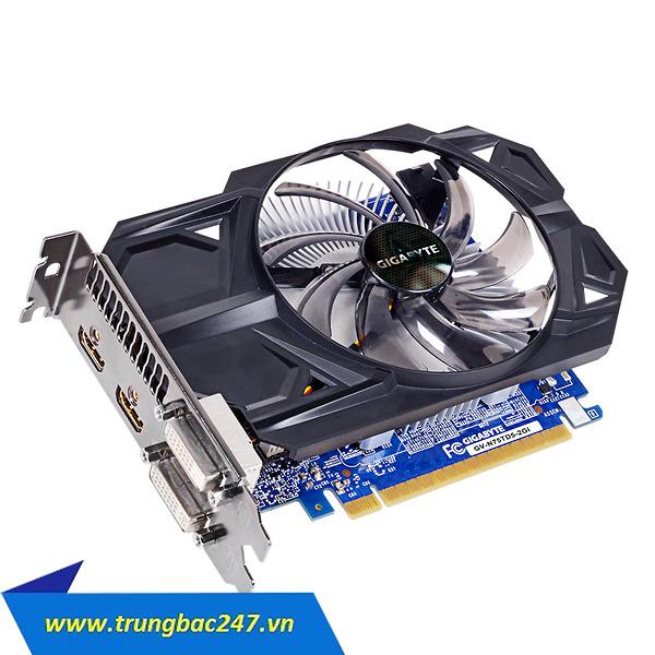 Card Màn Hình Gigabyte GTX 750 Ti 2G DDR5 1 FAN GTX 750Ti