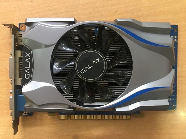 Card màn hình GALAXY GTX 750 OC 2GB DDR5 - 128 bit cũ