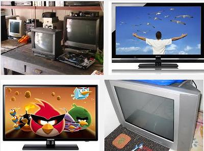 Mua ti vi cũ giá cao tại Hà Nội