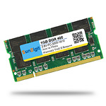 RAM - bộ nhớ trong DDR1 - 1GB - 400 mHz