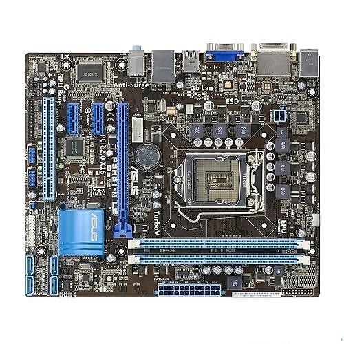 Main P8H61-MX ASUS