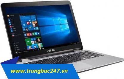 LAPTOP CŨ ASUS TP501U I5 6200U RAM 4GB SSD 120 GB FULL HD CẢM ỨNG NVIDIA GEFORE 940M