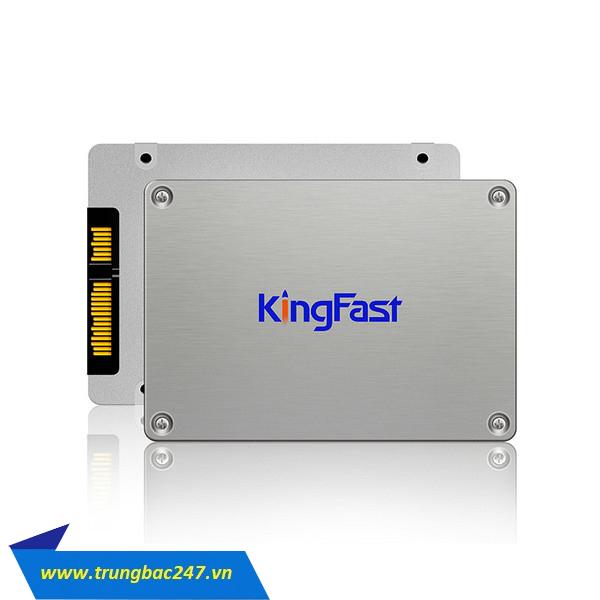 Ổ cứng SSD Kigfast F6 Pro 120GB 2.5 inch SATA3 (Đọc 550MB/s - Ghi 450MB/s)