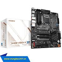 Mainboard Gigabyte W480 VISION W (W480, socket 100, ATX, 4 khe RAM DDR)