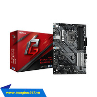 Mainboard ASROCK B460 PHANTOM GAMING 4 (Intel B460, Socket 1200, ATX, 4 khe Ram DDR4)