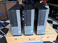 Cây dell đồng bộ chơi game,làm VP i5 3470 , Ram DR3/4GB/1600