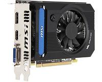 Card màn hình / VGA MSI Radeon HD7730 1GB GDDR5
