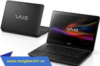 Laptop sony Vaio SVF14BSGB Core i- 337U, Ram D3 -GB/1600, HDD 500GB