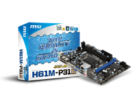 Main MSI H61