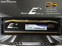 RAM Team 4Gb DDR3 1600 Non-ECC Elite Plus