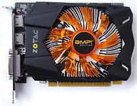 CARD MÀN HÌNH ZOTAC GTX650 1G/D5/128BIT