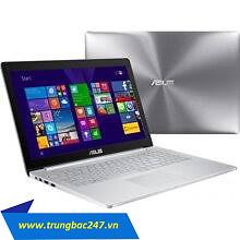 LAPTOP ASUS UX501JW  i7-4720HQ 2.6 GHz | 8 GB | SSD 128GB HDD 1T | 15.6″ 4K Ultra HD Touch | NVIDIA  GTX 960M 4GB GDDR5