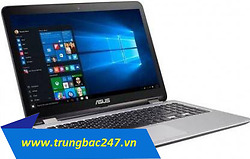 LAPTOP CŨ ASUS TP01U I5 6200U RAM GB SSD 10 GB FULL HD CẢM ỨNG NVIDIA GEFRE 90M
