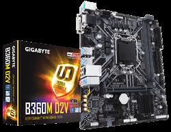 Main Gigabyte GA-B360M-D2V (Chipset Intel B360/ Socket LGA1151/ VGA onboard)
