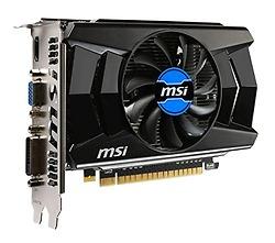 Cạc màn hình MSI N740-2GD5 (Geforce GT740/ 2Gb/ DDR5/ 128Bit)