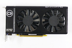 Card đồ họa VGA Gainward GeForce® GTX750 1GB GDDR5 128Bit DUAL FAN