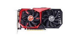 Card Colorful GTX1050Ti NB 4G 2 fan