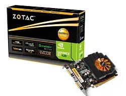 Card màn hình máy tính ZOTAC GT420 1GB 128BIT DDR3
