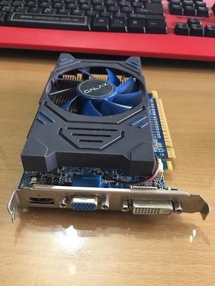 Card Vga Galaxy Ndivia GT 730 2GB DDR5 Chuyên Game