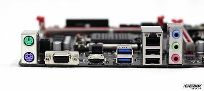 Main Gigabyte H110M-Gaming 3 (Chipset Intel H110/ Socket LGA1151/ VGA onboard)