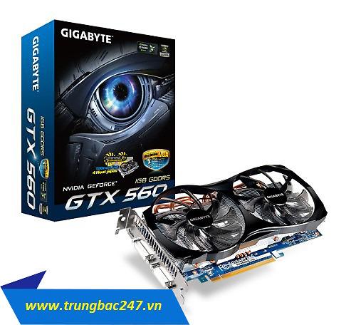 Card màn hình máy tính N56GOC-1GI REV 2.0