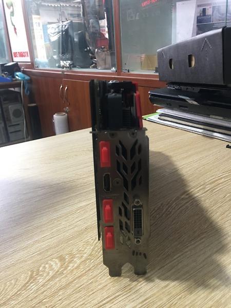 Cad MSI GTX 1060 GAMING X 6G
