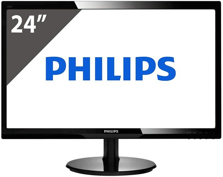 """MÀN HÌNH LED 24"""" Philip 243V5"""