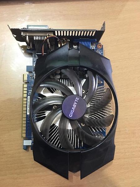 VGA GIGABYTE GTX 650, GDDR5 1GB, 128-bit, PCI-E 3.0