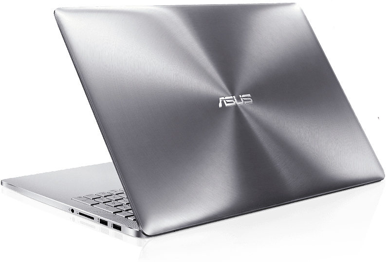LAPTOP ASUS UX501JW  i7-4720HQ 2.6 GHz | 8 GB | SSD 128GB HDD 1T | 15.6″ 4K Ultra HD Touch | NVIDIA  GTX 960M 4GB GDDR5