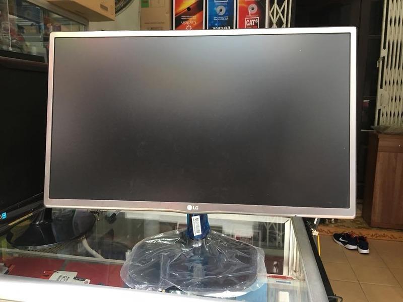Màn hình LG 24MP56HQ với tấm nền Super LED AH-IPS