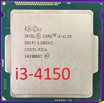 CPU ( chíp )i3 4150 ( 3.50 / 4M / sk 1150 )