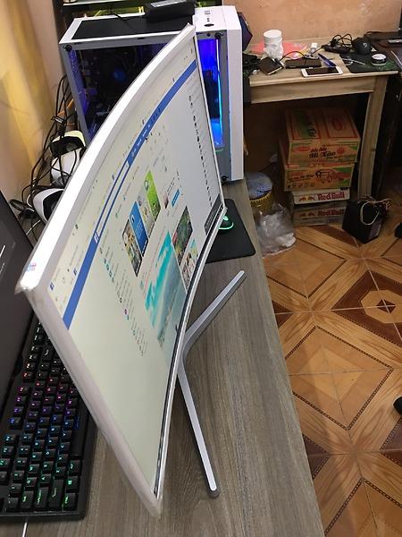 Màn Hình Samsung 27 ich 27F397 Cong cũ