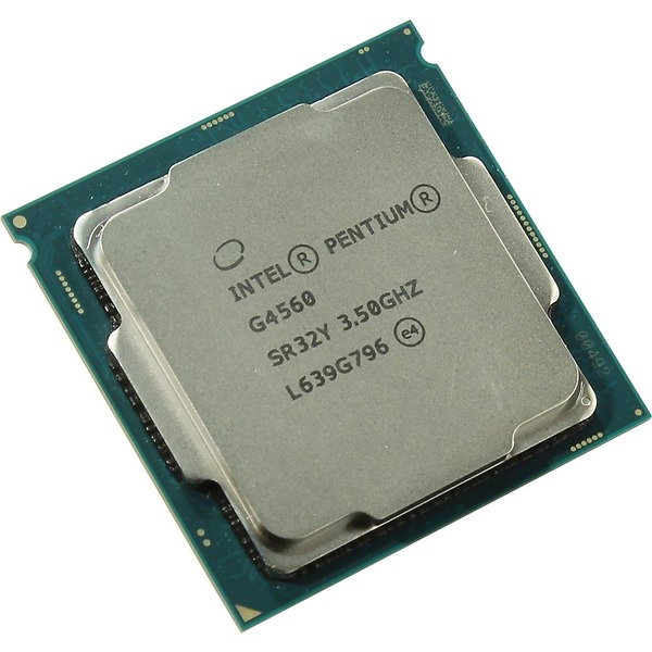 CPU Intel DC G4560 3.5 GHz / 3MB / HD 610 Series Graphics / Socket 1151 (Kabylake)