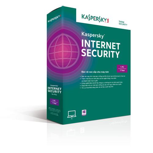 Kaspersky Intornet Security