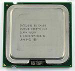 Intel Core2 Duo Desktop E4600 (2.4GHz, 2MB L2 Cache, Socket 775, 800MHz FSB)