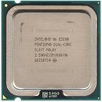 Intel Pentium Dual Core E5200 (2.50 GHz, 2M L2 Cache, socket 775, 800MHz FSB)