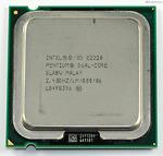 Intel Pentium Dual Core E2220 (2.40GHz, 1MB L2 Cache, FSB 800MHz, Socket 775)