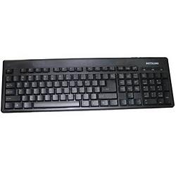 Keyboard Mitsumi USB Black