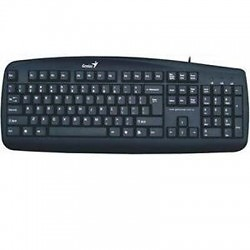 Genius Keyboard KB -110 USB 2.0 - Black